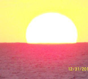 Sonnenuntergänge täglich genießen Hotel Club Amigo Bucanero (existiert nicht mehr)