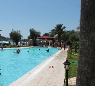 Schöne Poolanlage, sauber und gepflegt Hotel Elea Beach