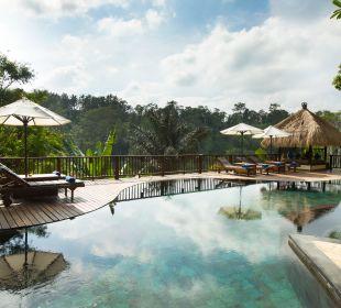 Swimming Pool Hotel Nandini Bali Jungle Resort & Spa