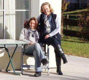 Ihre Gastgeberinnen in der Oberstdorfer Ferienwelt Oberstdorfer Ferienwelt