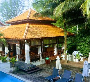 Ausblick Khao Lak Oriental Resort