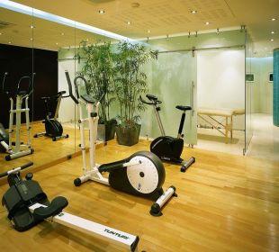 Fitness K+K Hotel Cayré