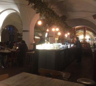 Der Brauereigasthof Griesbräu zu Murnau