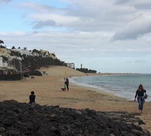 Strand bei Morro Hotel XQ El Palacete