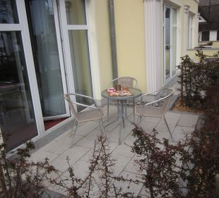 Gartenanlage Aparthotel Strandhus