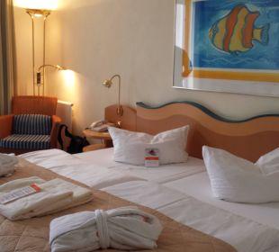 Hier fühlt man sich wohl Hotel Travel Charme Kurhaus Sellin