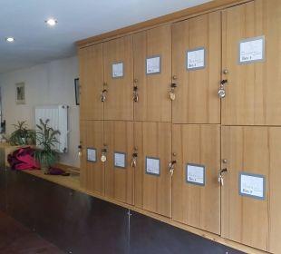 Boxen stehen zur Verfügung Hotel Grimming