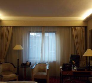 Wohn- u. Arbeitsbereich Kempinski Hotel Beijing Lufthansa Center