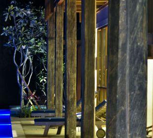 Rumah Isah - Balken aus 'Eisenholz' Nusa Indah Bungalows & Villa