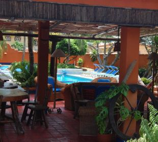 Relax-Bereich Hotel Costa Linda