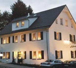 Aussenaufnahme Country-Suites Landhaus Dobrick Am Schultalbach