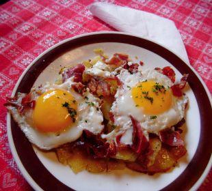 Köstliches Essen  Oberversanthof