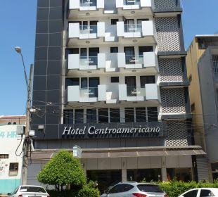 Hotel Centroamericano                              Hotel Centroamericano