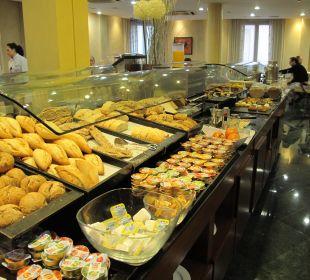 Frühstück NH Barcelona Centro
