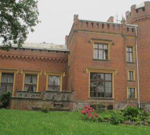 Hübsches Schloss Hotel Zamek Karnity