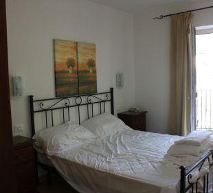 Das schöne Schlafzimmer Residenza Le Due Torri