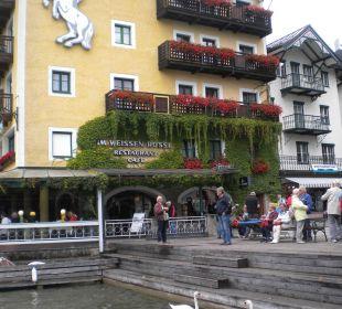 Das Hotel Romantik Hotel Im Weissen Rössl