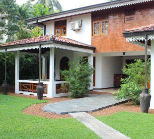 Unsere Unterkunft Amal Villa