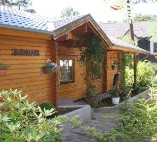 Sauna AKZENT Hotel Kaliebe