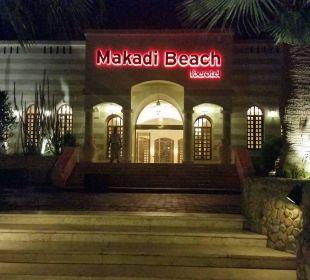 Haupteingang Hotel Iberotel Makadi Beach
