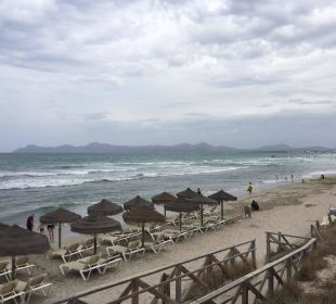 Nur einmal Wolken allsun Hotel Eden Playa