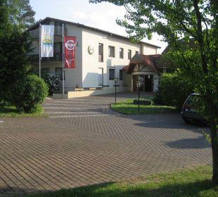 Aussenaufnahme Hotel Landhaus Silbertanne