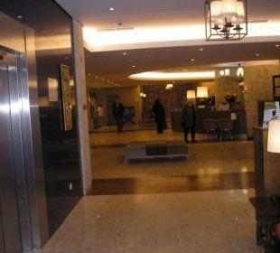 Foyer des Paradors Hotel Parador de Salamanca
