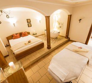 Spabereich Triologie  Hotel Forster's Naturresort