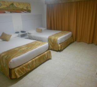 Room Hotel Isla Caribe Beach