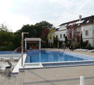 3-Sterne-Hotel mit Poolbar