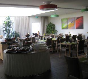 Frühstücksraum Ringhotel Central