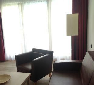 Riesige Fenster Hotel Schwarzschmied