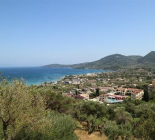Außenansicht Hotel Corfu Pelagos
