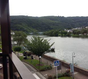 Ausblick Hotel Weinhaus Mayer