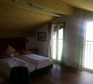 Zimmer 111 unter dem Dach Hotel Berghaus Bort