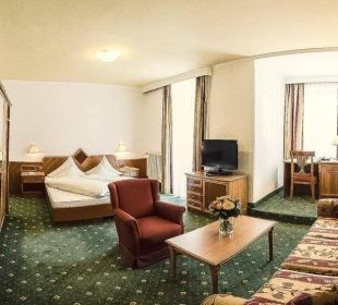 """Doppelzimmer """"Galzig"""" Hotel Post"""