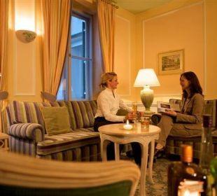 Lounge Hotel Jodquellenhof Alpamare (Hotelbetrieb eingestellt)
