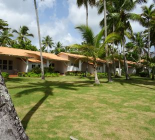 Gartenanlage COOEE at Grand Paradise Samana
