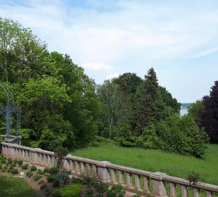 Ausblick Schlosshotel Ralswiek