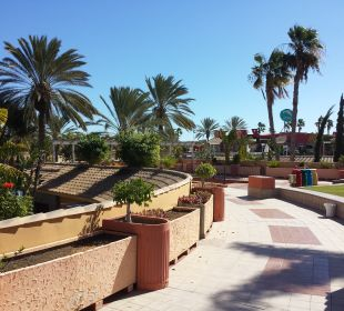 Gartenanlage Dunas Suites&Villas Resort