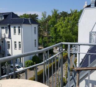 Ausblick Vier Jahreszeiten Kühlungsborn -  Hotel