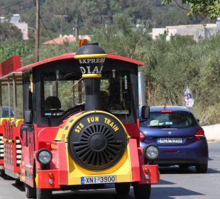 Minibahn Vantaris Beach Hotel