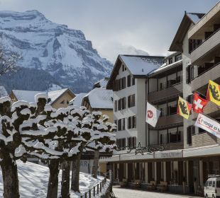 Außenansicht Sunstar Alpine Hotel Wengen