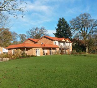 Gebäude mit Unterkünften  Familotel Landhaus Averbeck