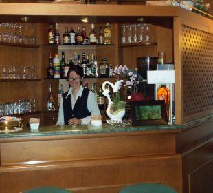 Die kleine Bar,sehr gemütlich Hotel Fortunella