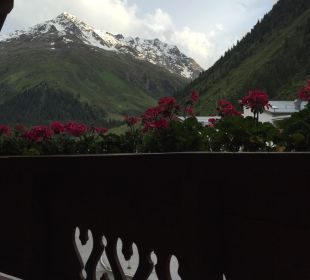 Ausblick vom Baökon Sportiv-Hotel Mittagskogel
