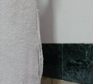 Ein Handtuch