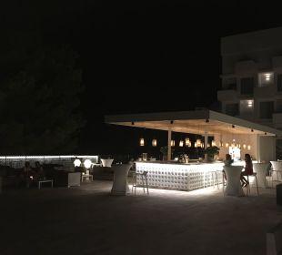 Bar am Abend IBEROSTAR Santa Eulalia (Im Umbau/Renovierung)