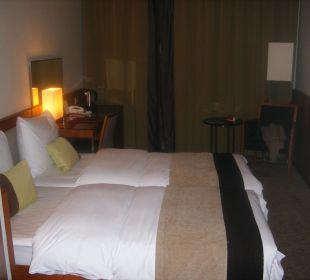 Das Bett K+K Hotel Elisabeta