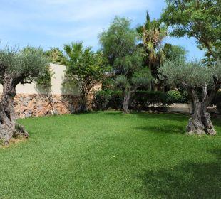 Gartenanlage Finca Amapola